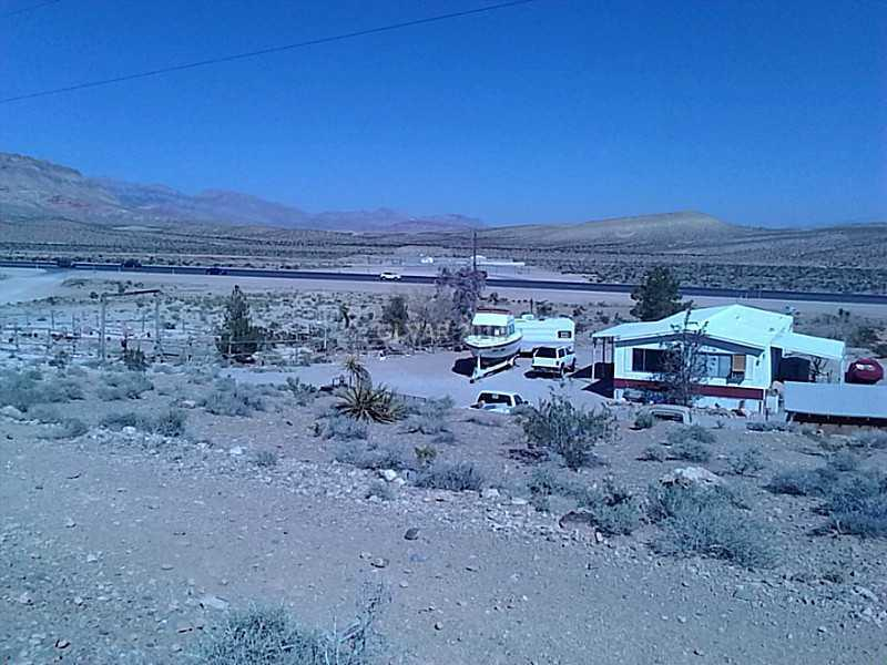 Photo of home for sale at 11475 BLUE DIAMOND Road North, Las Vegas NV