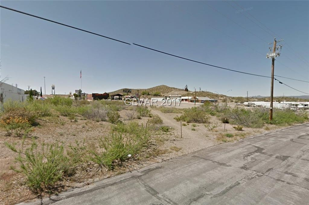 0 Off of Highway 95 on Hobson Searchlight, NV 89046 - MLS #: 1937898