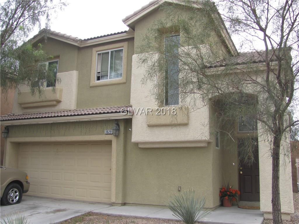 3629 LA SCALA Court Las Vegas, NV 89032 - MLS #: 1946696