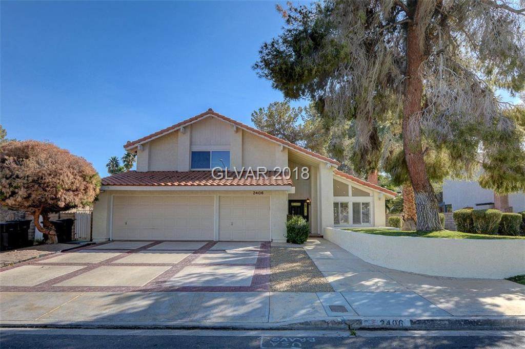 2406 GREENS Avenue Henderson, NV 89014 - MLS #: 1965597