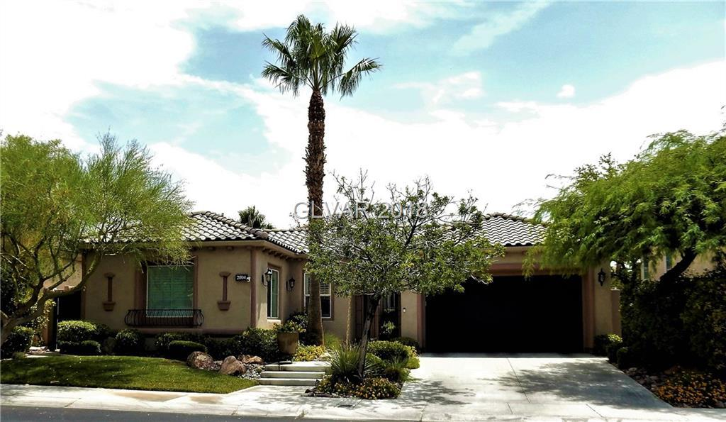 2804 EVENING ROCK Street Las Vegas, NV 89135 - MLS #: 2011268
