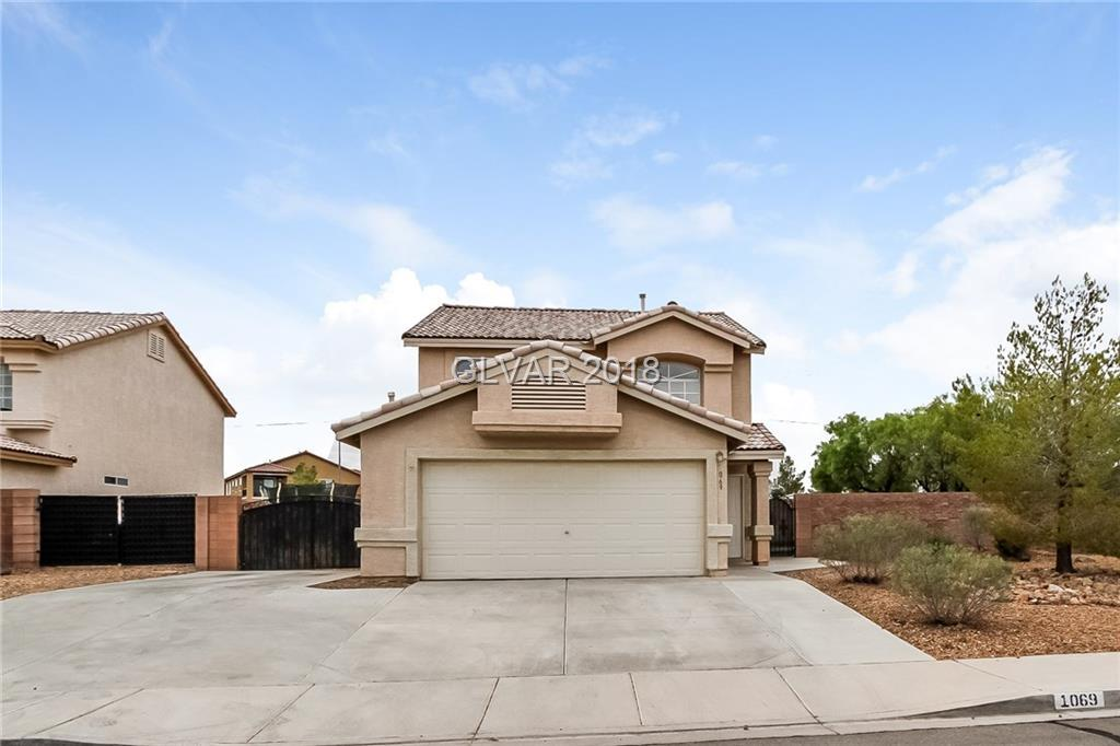 1069 EAGLE OWL Avenue Henderson, NV 89015 - MLS #: 2036665