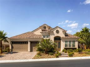 Property for sale at 2170 Stage Stop Drive, Henderson,  NV 89052