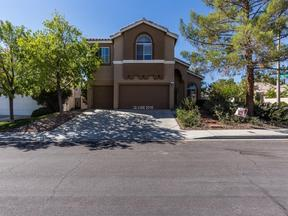 Property for sale at 9257 Evergreen Canyon Drive, Las Vegas,  NV 89134