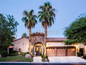 Property for sale at 2616 Grassy Spring Place, Las Vegas,  NV 89135