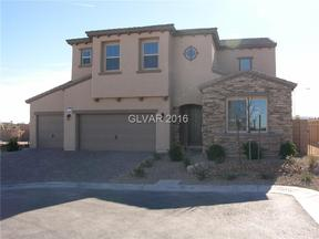Property for sale at 395 Grassy Pines Court, Las Vegas,  NV 89148