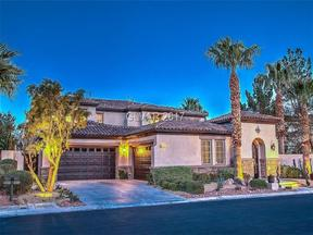 Property for sale at 2436 Grassy Spring Place, Las Vegas,  NV 89135