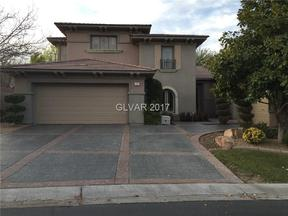 Property for sale at 19 Plum Hollow Drive, Henderson,  NV 89052