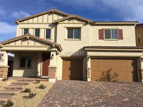 Property for sale at 990 Fairway Hill Street, Henderson,  NV 89002