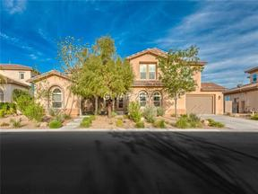 Property for sale at 712 Chervil Valley Drive, Las Vegas,  NV 89138