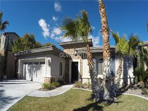 Property for sale at 11400 Vernazza Court, Las Vegas,  NV 89138