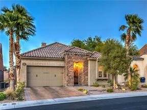 Property for sale at 1036 Viale Placenza Place, Henderson,  NV 89011