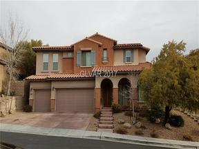 Property for sale at 12252 Caminita Place, Las Vegas,  NV 89138