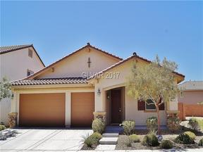 Property for sale at 209 Via Vallisneri, Henderson,  NV 89011