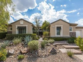 Property for sale at 11 Hassayampa Trail, Henderson,  NV 89052