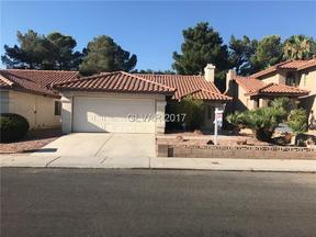 Property for sale at 9005 Crystal Glass Drive, Las Vegas,  NV 89117