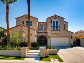 Property for sale at 2486 Grassy Spring Place, Las Vegas,  NV 89135