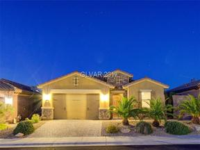 Property for sale at 1038 Via Nandina Place, Henderson,  NV 89011