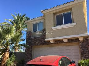 Property for sale at 372 Cart Crossing Way, Las Vegas,  NV 89148
