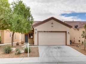 Property for sale at 2725 Ground Robin Drive, North Las Vegas,  NV 89084