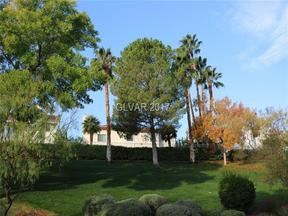 Property for sale at 2920 Crystal Bay Drive, Las Vegas,  NV 89117